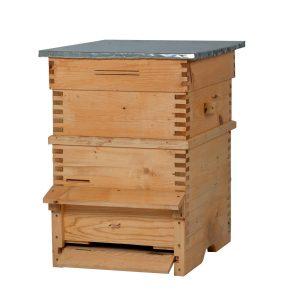 ruche-dadant-abeille