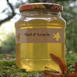 miel d'acacia les bienfaits