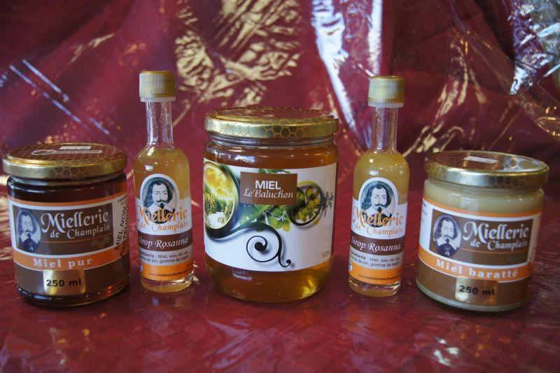 étiqueter son miel