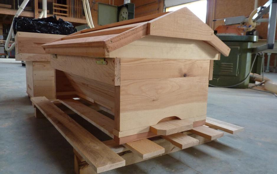Fabriquer une ruche