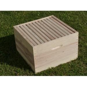 corps de ruche, base du matériel d'apiculture